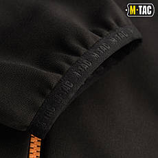 M-tac кофта spider microfleece hoodie (black), фото 3