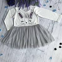Платье на девочку Breeze 12-1/0. Размеры 86 см, 92 см, 98 см, 104 см, фото 1