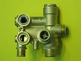 Гидрогруппа выхода воды (трехходовой клапан) Fugas CB11030010 Zoom Boilers, Rens, Weller, фото 2