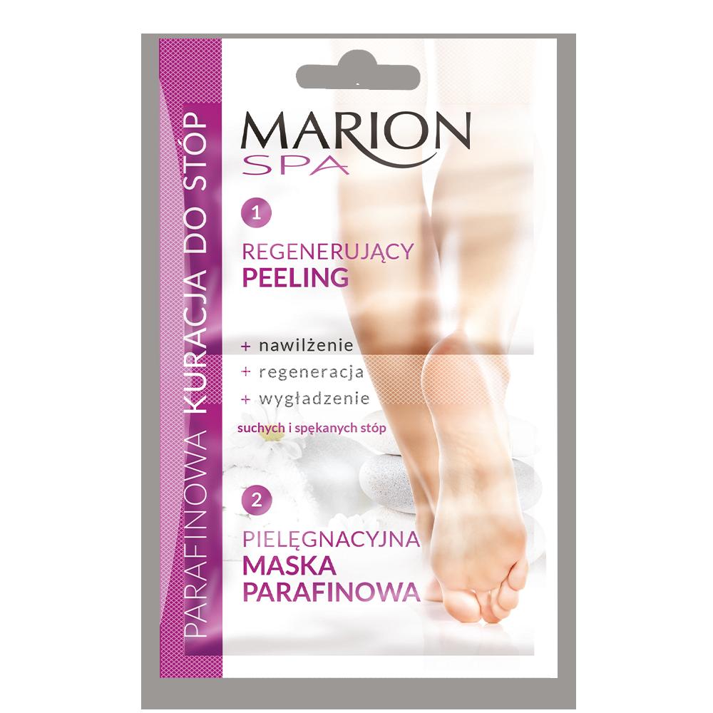 Парафінова терапія для ніг Marion Spa 6.5 г + 6 мл (4110001)