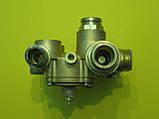 Гидрогруппа выхода воды (трехходовой клапан) Fugas CB11030010 Zoom Boilers, Rens, Weller, фото 6