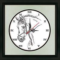 Схема вышивки часов бисером