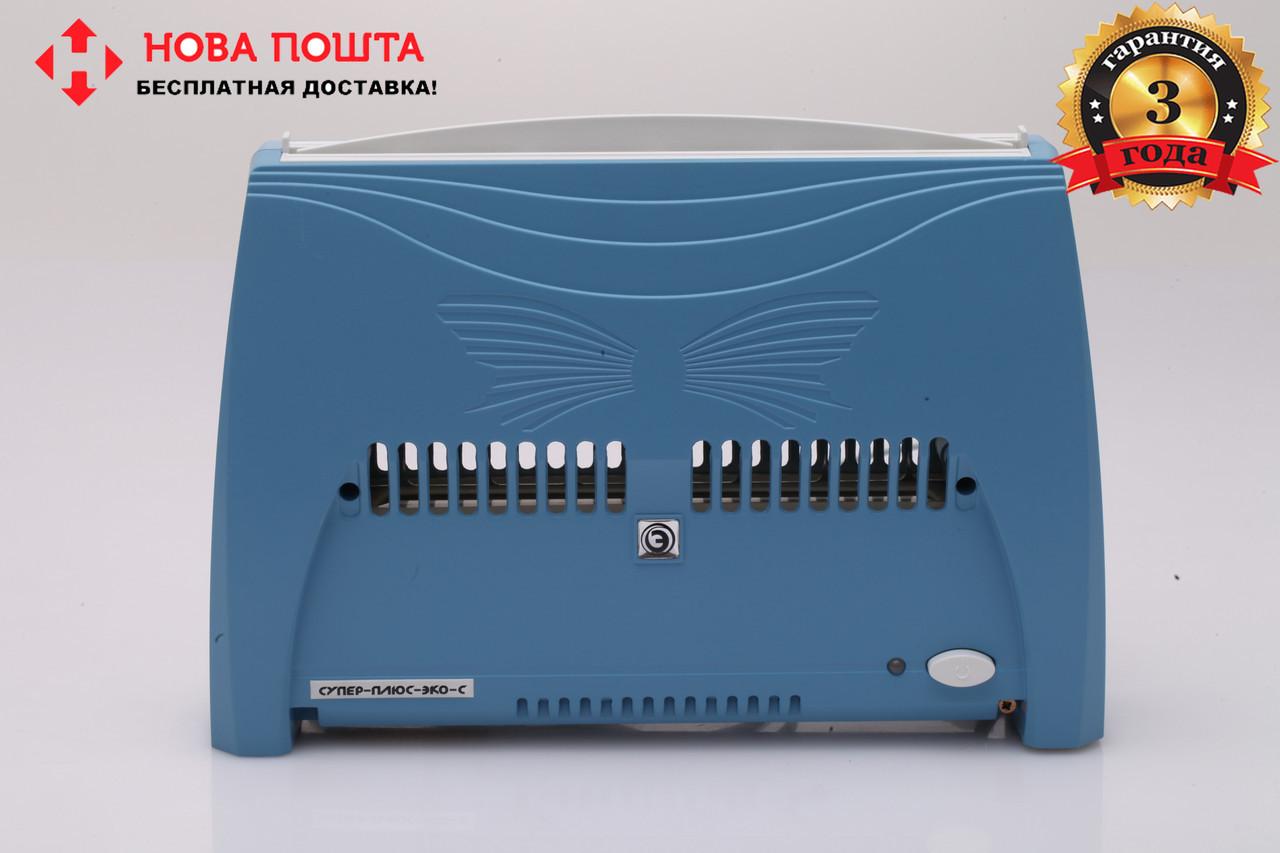 Ионизатор-очиститель воздуха Супер-Плюс ЭКО-С голубой