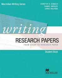 Writing Research Papers: From Essay to Research Paper