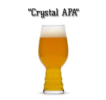 """Пивной набор """"Crystal APA"""" (зерновой)"""