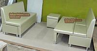 Диван  Престиж с ящиком + спальным местом 1200х500х900мм