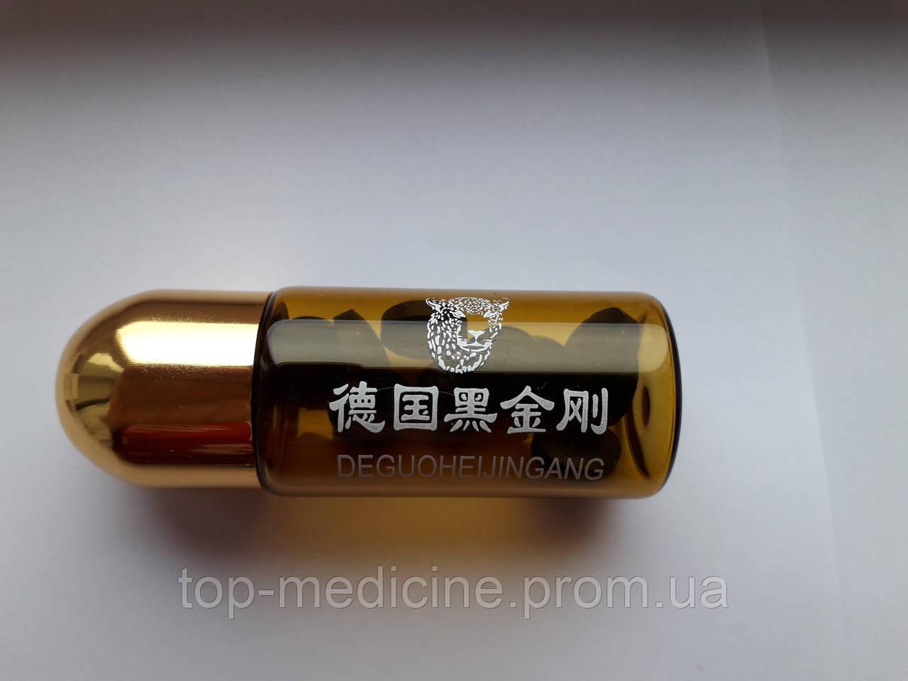 Немецкая Черная Пантера -препарат для потенции.