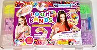 Набор резинок Loom Bands для плетения браслетов 5000 шт
