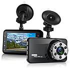 """Відеореєстратор Blackbox DVR T660 Full HD 1080P екран 3"""" 1 камера автомобільний реєстратор веб камера, фото 2"""
