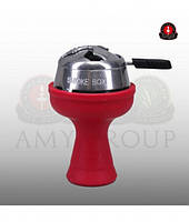 Набор Amy Deluxe Hot cut (чаша и калауд) SHC-1001, красный