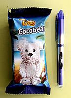 Бисквит Chocobear белая глазурь 60 г