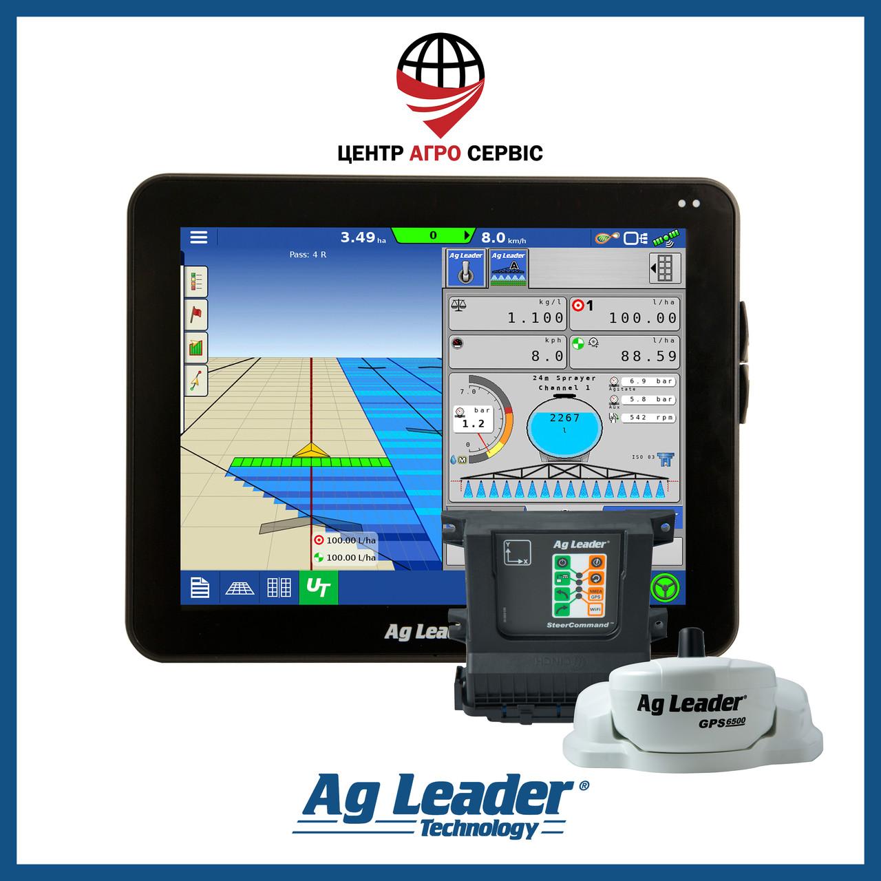 Автопилот Ag Leader Steer Command (гидравлическое автоматическое вождение)