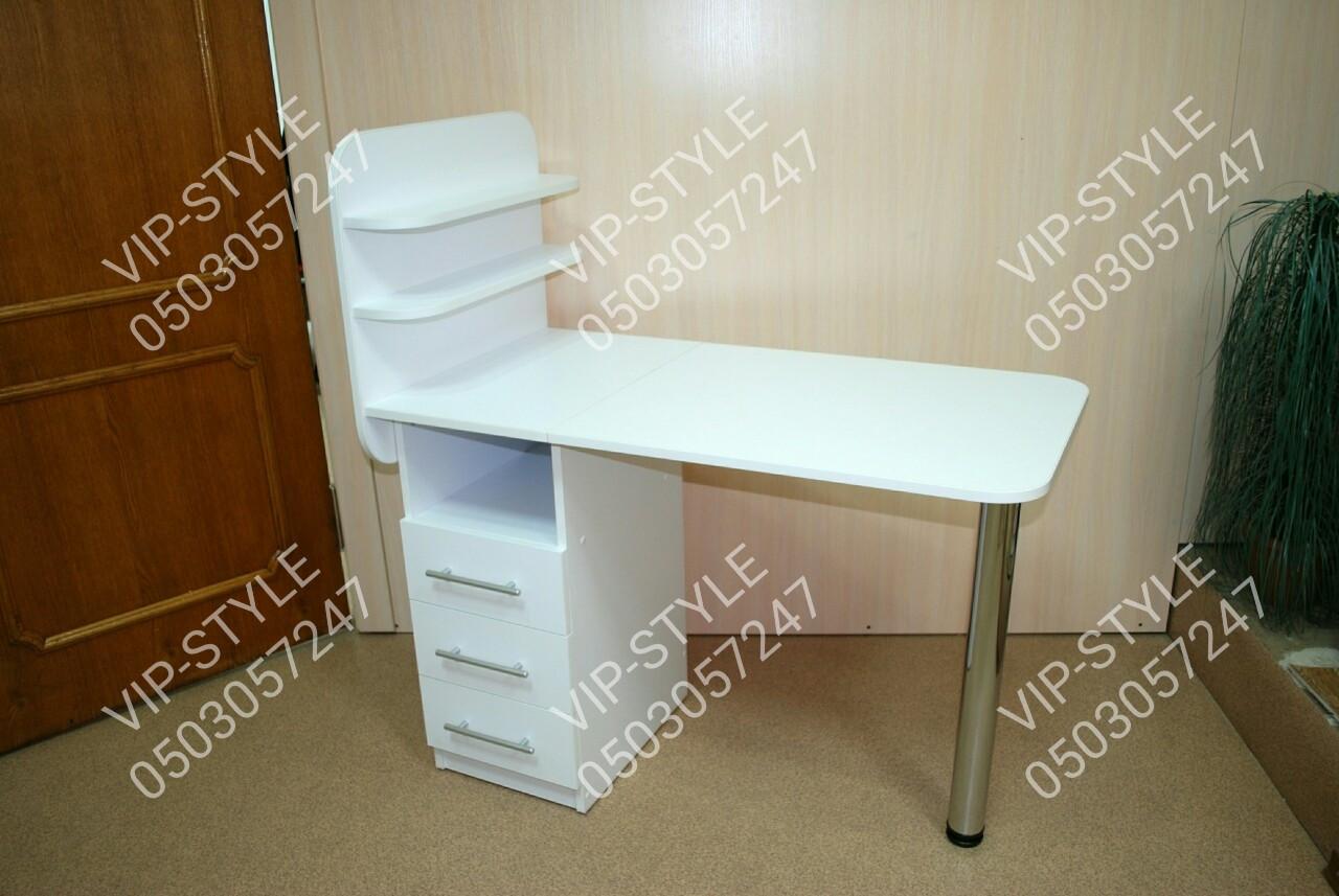 Маникюрный стол трансформер. 105*55 высота 73 см.