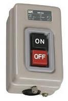 Выключатель ВКИ-211 3Р  6А 230/400В IP40  ИЭК