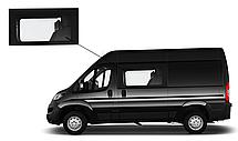 Боковое стекло Peugeot Boxer 2007-2019 переднее левое