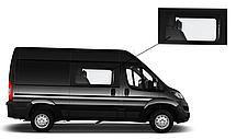 Боковое стекло Peugeot Boxer 2007-2019 переднее правое