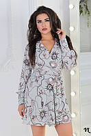 Легкое женское платье