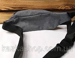 Сумка на пояс, бананка, барыжка мужская, ткань Оксфорд Д600 цвета в ассортименте, фото 2