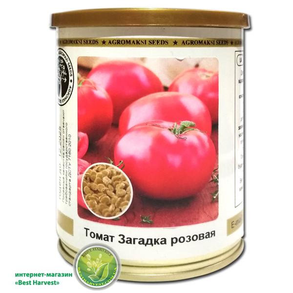 Семена томата «Загадка» розовый 100 г, инкрустированные (Агромакси)