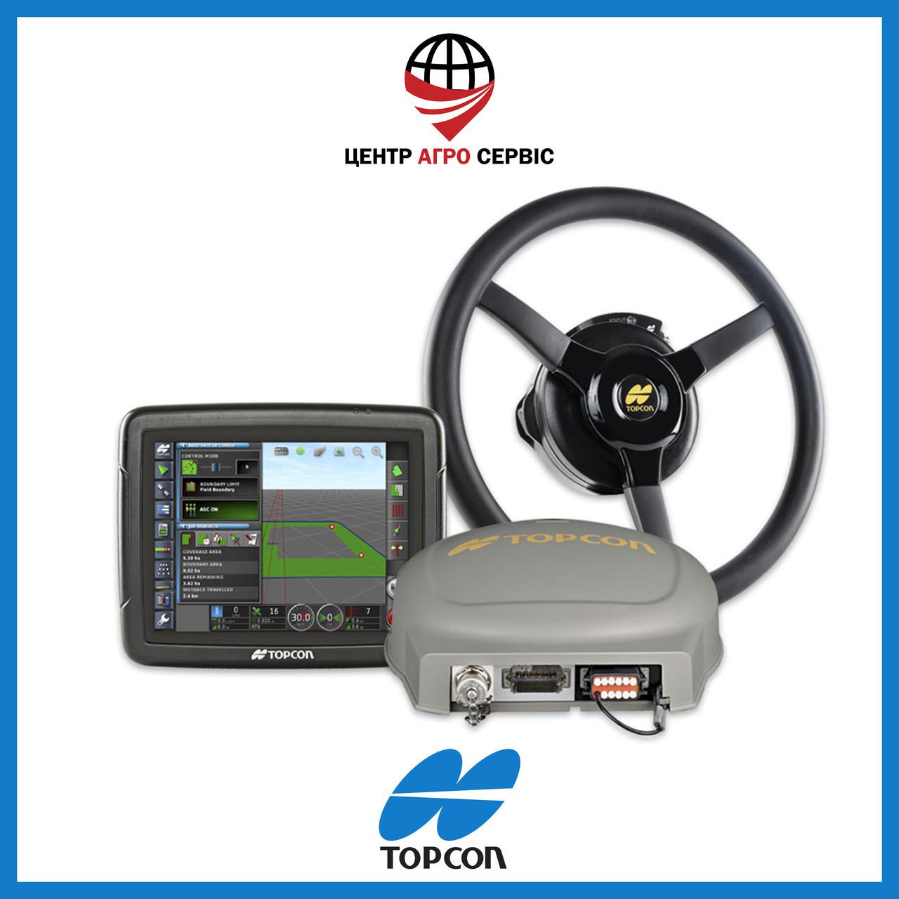 Автопилот TOPCON System X25 AG (система электрического автоматического управления)