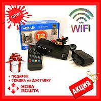 Тюнер DVB T2 Megogo | цифровой ресивер Мегого | цифровая приставка
