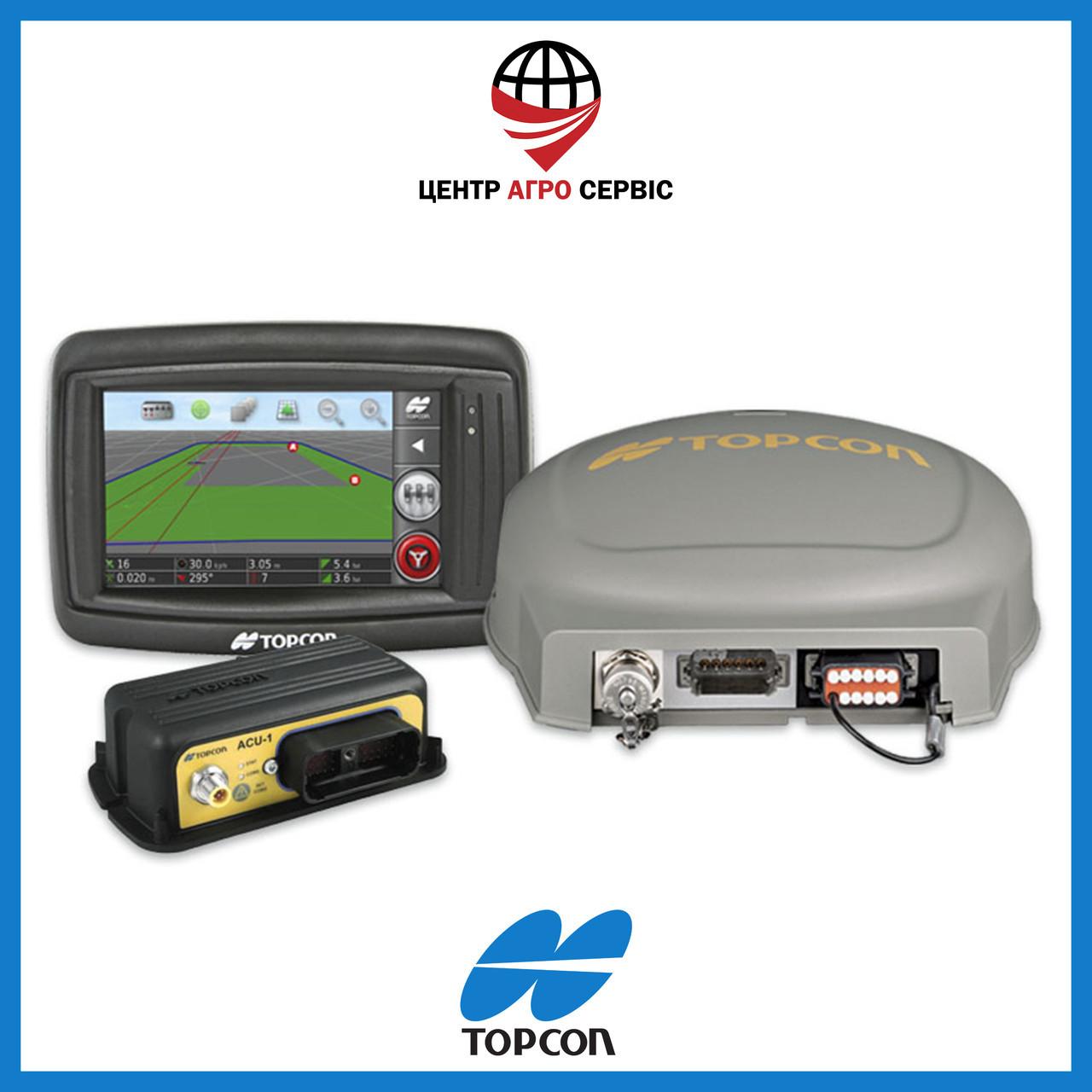Автопилот TOPCON System X14 AGSR (гидравлическое автоматическое вождение для трактора, опрыскивателя,комбайна)