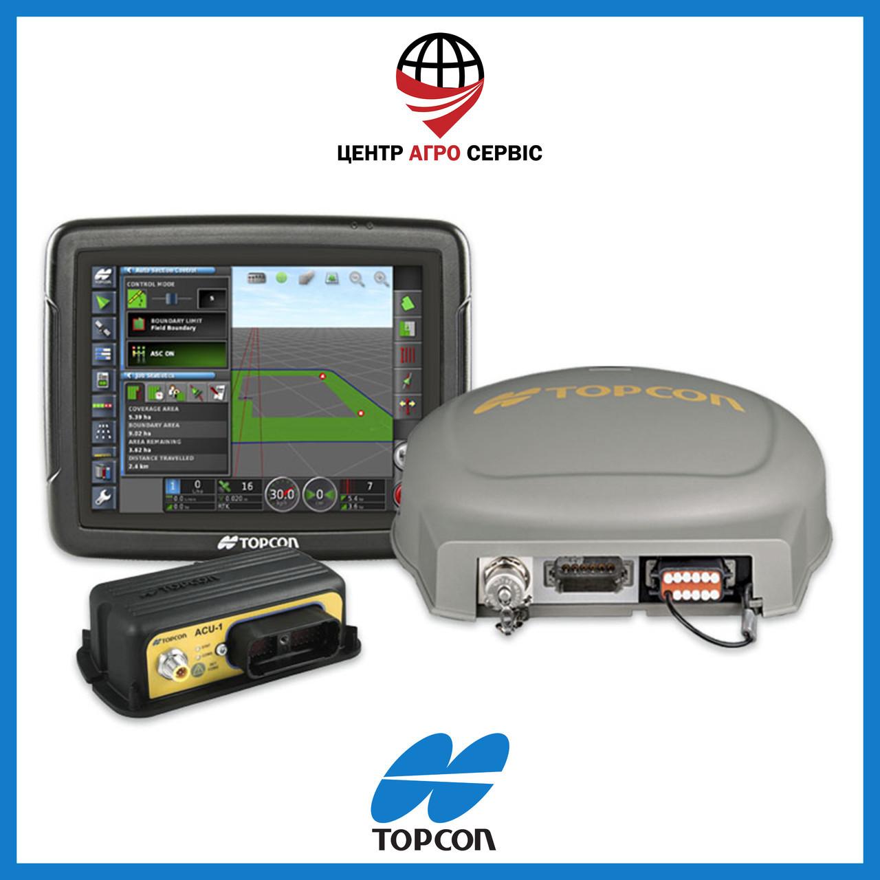 Автопилот TOPCON System X25 AGSR (гидравлическое автоматическое вождение для трактора, опрыскивателя,комбайна)