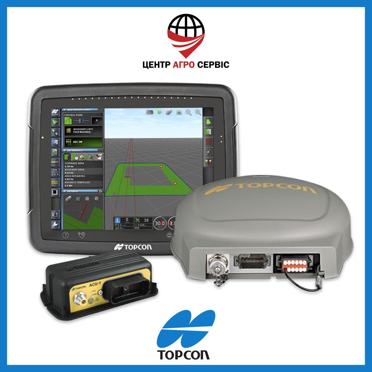 Автопилот TOPCON System X30 AGSR (гидравлическое автоматическое вождение для трактора, опрыскивателя,комбайна)