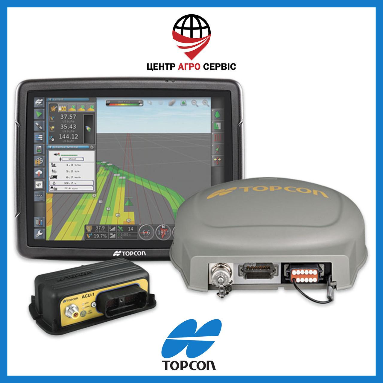 Автопилот TOPCON System X35 AGSR (гидравлическое автоматическое вождение для трактора, опрыскивателя,комбайна)