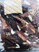 Лакомство для собак на кальцинированной палочке с мясом утки (1 кг), фото 1