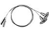LD1002 тросовый подвес для шинопровода, 150 см (2 шт./уп.)