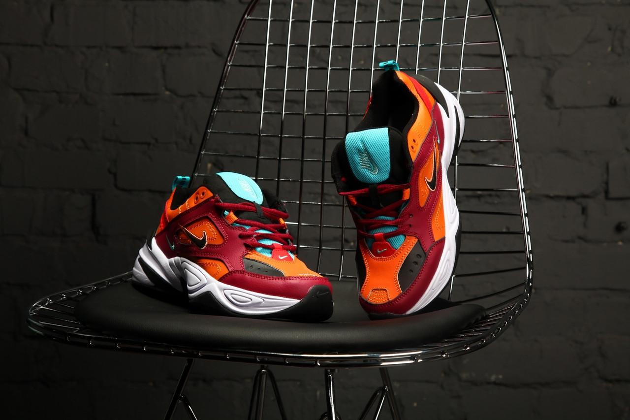 Мужские кроссовки Nike M2K Tekno Mahogany mink-black