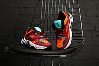 Мужские кроссовки Nike M2K Tekno Mahogany mink-black, фото 1