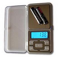 Весы ювелирные карманные 016/668/6243, 500г (0,01)