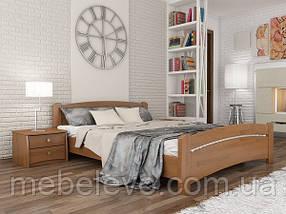 Кровать полуторная Венеция 120 720х1260х1980мм   Эстелла
