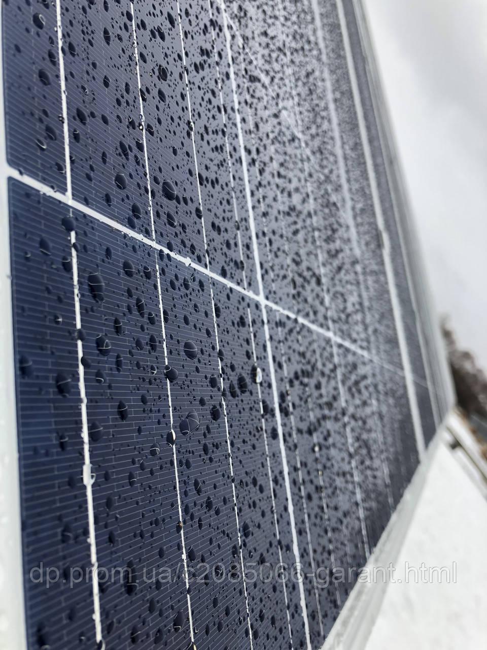 Монтаж солнечных панелей (батарей)