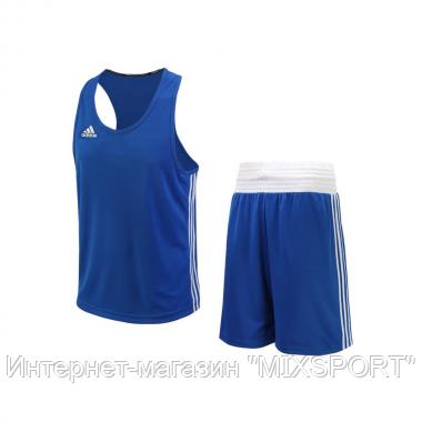 Боксерская форма BasePunch NEW синяя