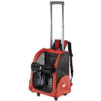 Ferplast Trolley сумка - візок для перевезення дрібних кішок і собак 32*28*51см до 10кг