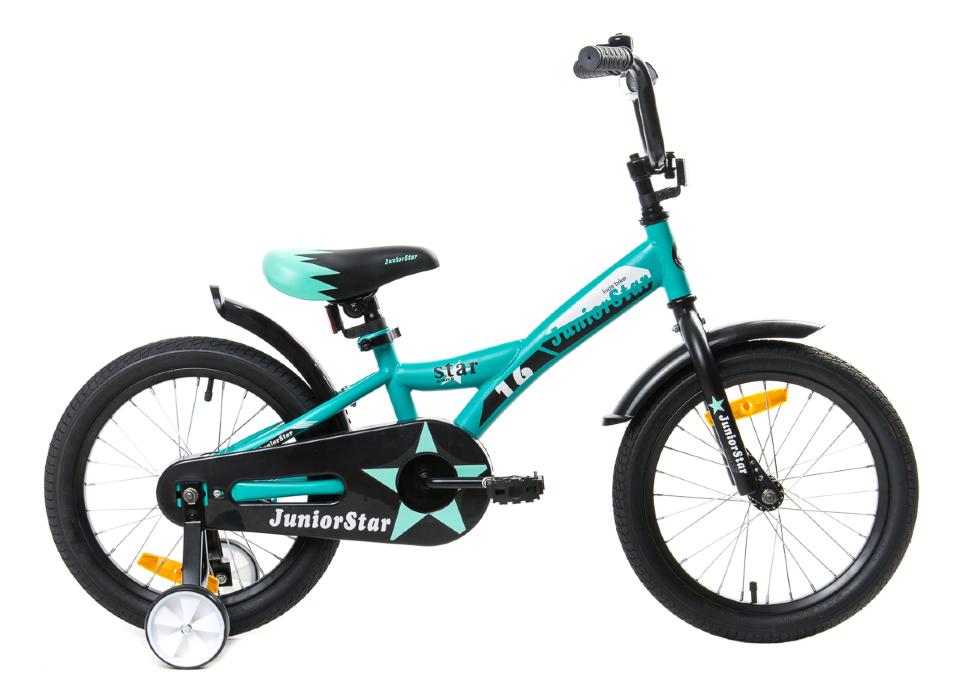 Велосипед Starter Junior Star 709-16 16 дюймов,