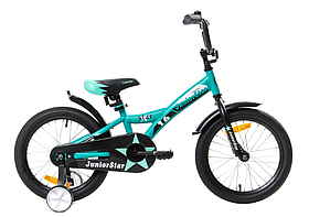 Велосипед Starter Junior Star 709-16 16 дюймов,