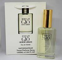 Мини - парфюм 60 мл для мужчин Giorgio Armani Acqua di Gio Pour Homme(  армани 6f32da9b6b7aa