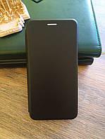 Чехол книжка для Meizu M6s цвет Черный