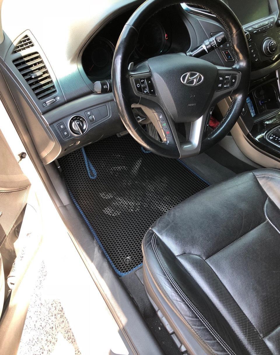 """Автоковрики ЭВА от ТМ """"EvaKovrik"""" для Hyundai i40 (2011->)"""