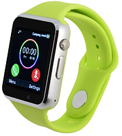Smart Watch A1 Green (with SIM + MicroSD + Camera), фото 1