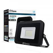 Прожектор LED 30 вт FERON LL-853, IP65, фото 2