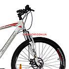 Горный велосипед Crosser Faith 26 дюймов белый, фото 3