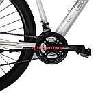 Горный велосипед Crosser Faith 26 дюймов белый, фото 5