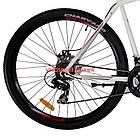 Горный велосипед Crosser Faith 26 дюймов белый, фото 6