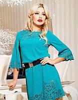 Платье элегантное Ассиметрия (23) $