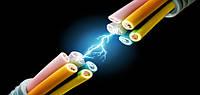 Ремонт кабелей, монтаж соединительных муфт